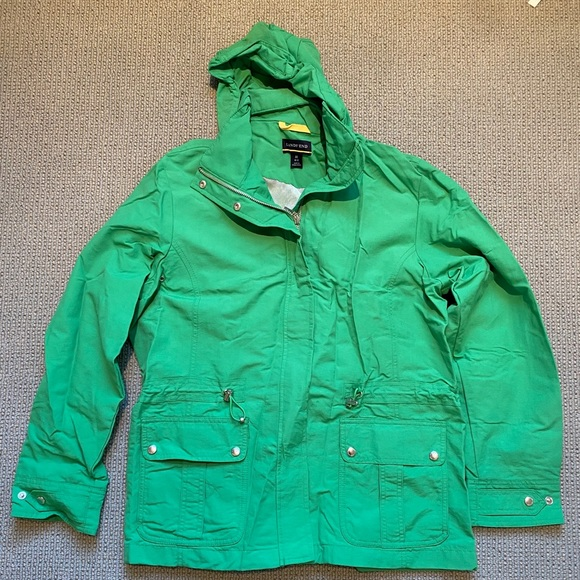 Lands' End Jackets & Blazers - Lands end rain jacket